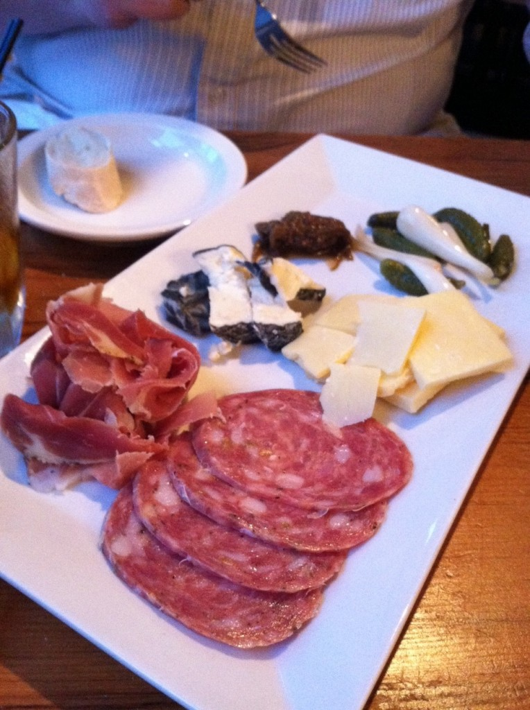 Farmers Table charcuterie